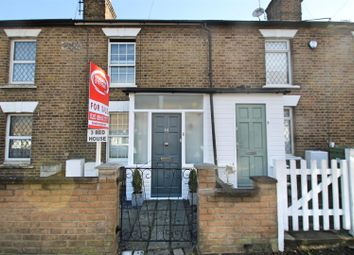 Thumbnail 3 bed terraced house for sale in Park Road, Bushey