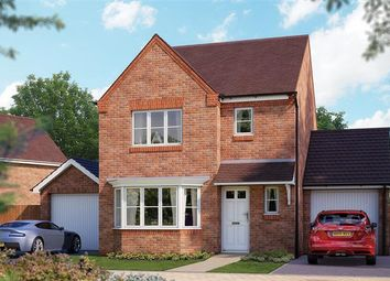 Thumbnail 3 bed detached house for sale in Cartwright Walk, Eccleshall, Stafford