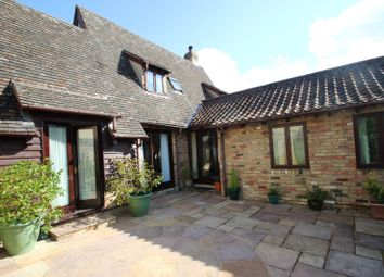 Thumbnail 4 bedroom detached house to rent in High Street, Fulbourn, Cambridge