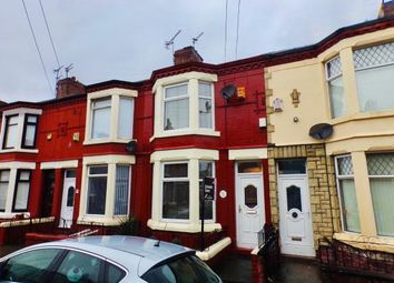 Thumbnail 3 bed terraced house for sale in Endborne Road, Orrell Park, Liverpool, Merseyside