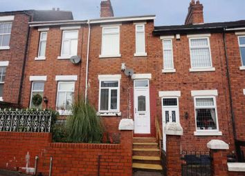 Thumbnail 2 bed terraced house for sale in Frederick Avenue, Penkhull, Stoke-On-Trent