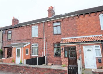 Thumbnail 2 bed terraced house for sale in Weeland Road, Wakefield