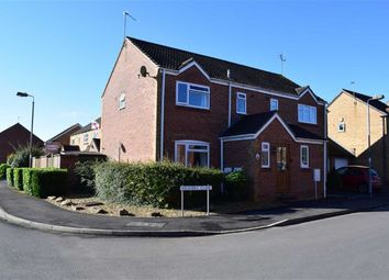 Thumbnail 3 bed semi-detached house for sale in Weavers Close, Chippenham, Wiltshire