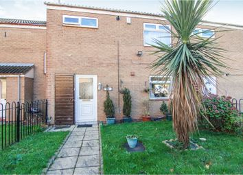 Thumbnail 2 bed terraced house for sale in Spindle Gardens, Nottingham