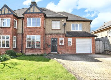 Thumbnail 4 bed semi-detached house for sale in Eldon, Bury Street, Ruislip, Middlesex