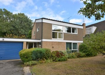 Thumbnail 4 bed detached house for sale in Wellesley Drive, Crowthorne, Berkshire