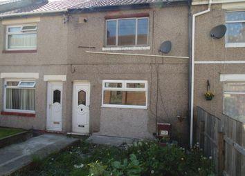 Thumbnail 2 bed terraced house to rent in Braemar Terrace, Horden, Peterlee