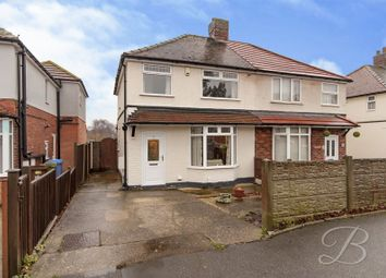 Thumbnail 3 bed semi-detached house for sale in Woodland Drive, Mansfield