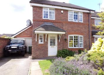 Thumbnail 4 bed detached house for sale in Edelweiss Close, Walsall