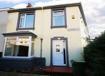 Thumbnail 3 bed end terrace house for sale in Glenavon Road, Mannamead, Plymouth