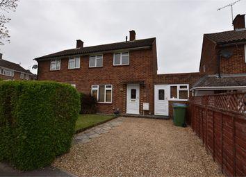 Thumbnail 2 bed terraced house for sale in Moordale Avenue, Priestwood, Bracknell, Berkshire