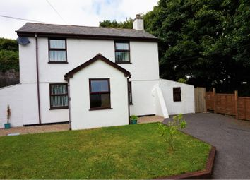 Thumbnail 3 bed detached house for sale in Hillside Road, Carharrack
