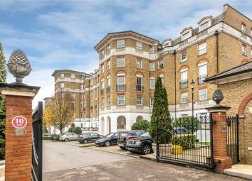 Thumbnail 3 bed flat for sale in Chapman Square, Wimbledon, London