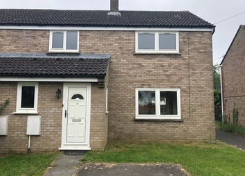 Thumbnail 3 bed semi-detached house to rent in Magdalene Close, Longstanton, Cambridge