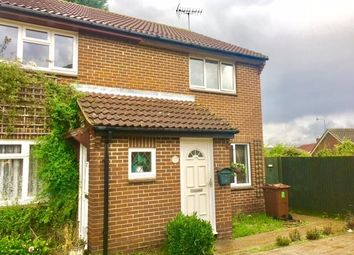Thumbnail 2 bed semi-detached house to rent in Agate Close, Wokingham