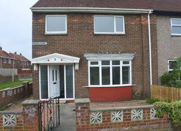 3 bed end terrace house to rent in Hazeldene, Jarrow NE32