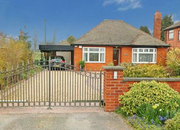 Thumbnail 2 bed bungalow for sale in Newcastle Road, Chorlton, Crewe
