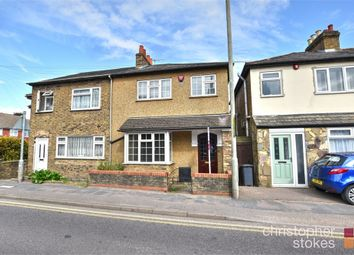 Thumbnail 3 bedroom semi-detached house for sale in High Road, Wormley, Broxbourne, Hertfordshire