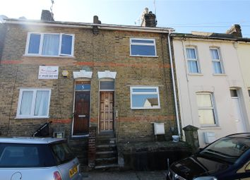 Thumbnail 3 bed terraced house for sale in Portland Street, Chatham, Kent