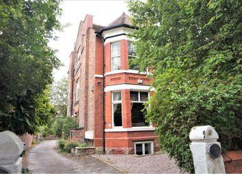 Thumbnail 3 bed flat for sale in 8 Kinnaird Road, Didsbury