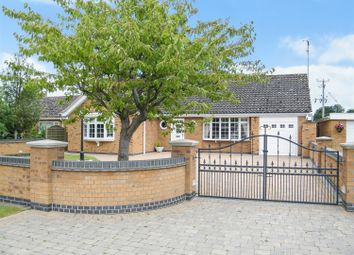 Thumbnail 3 bed detached bungalow for sale in Wainfleet Road, Burgh Le Marsh, Skegness, Lincolnshire