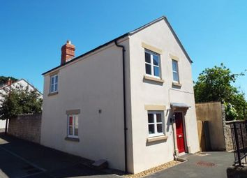 Thumbnail 3 bed detached house for sale in Hazel Walk, Shepton Mallet