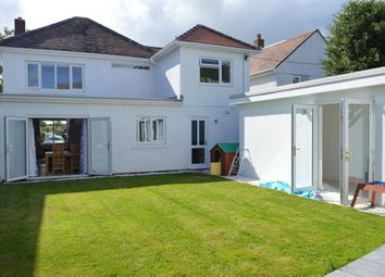 Thumbnail 4 bed detached house to rent in Pwll Ddu Lane, Bishopston, Swansea