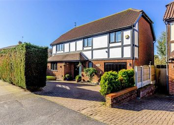Thumbnail 4 bed detached house for sale in Emberson Way, North Weald, Epping