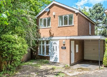 Thumbnail 3 bed detached house to rent in Newton Road, Great Barr, Birmingham