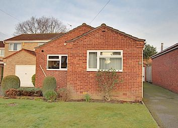 Thumbnail 2 bed detached bungalow for sale in Wollaton Paddocks, Wollaton, Nottingham