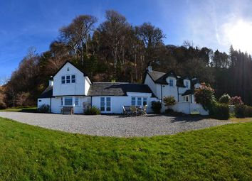 Thumbnail 5 bed detached house for sale in Benderloch, Oban