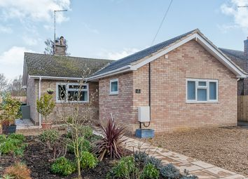 Thumbnail 3 bed detached bungalow for sale in Broadgate Way, Warmington, Peterborough