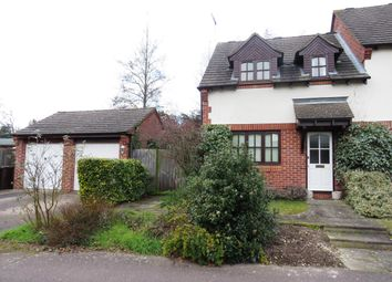 Thumbnail 3 bedroom property to rent in Ickworth Drive, Bury St. Edmunds