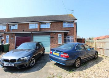 Thumbnail 4 bed end terrace house for sale in Bakers Road, Cheshunt, Waltham Cross, Hertfordshire