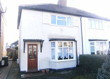 Thumbnail 3 bed semi-detached house to rent in Moreton Road, Wolverhampton