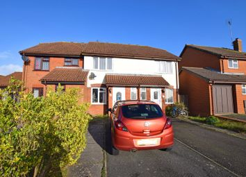 Thumbnail 2 bed terraced house for sale in Markland Way, Uckfield