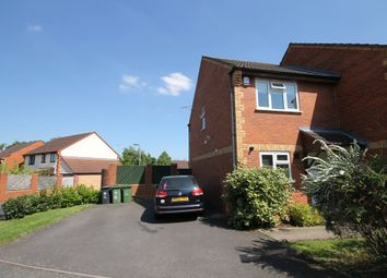 Thumbnail 2 bed end terrace house for sale in Fairfield Close, Warndon, Worcester
