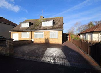 Thumbnail 3 bed semi-detached house for sale in Fouracre Avenue, Downend, Bristol