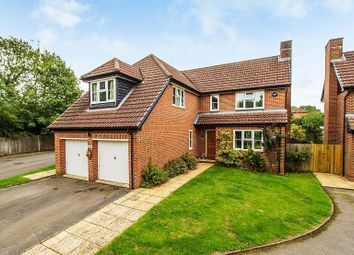 Thumbnail 4 bed detached house to rent in The Murreys, Ashtead