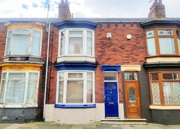 Thumbnail 3 bed terraced house for sale in Clive Road, Middlesbrough