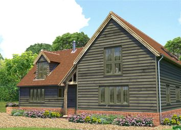 Thumbnail 3 bed detached house for sale in Hillside Coppice, Westhope, Shropshire