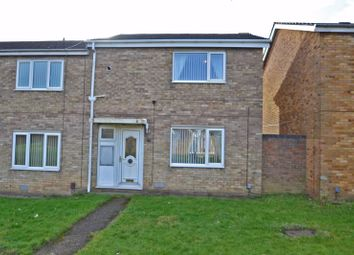 Thumbnail 2 bed terraced house for sale in Ewen Court, North Shields