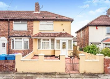 Thumbnail 2 bedroom terraced house for sale in Grieve Road, Fazakerley, Liverpool, Merseyside