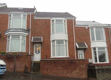 Thumbnail 3 bed terraced house for sale in Hawthorne Avenue, Swansea