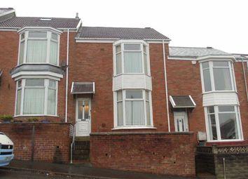 Thumbnail 3 bedroom terraced house for sale in Hawthorne Avenue, Swansea