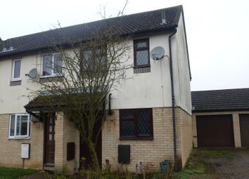 Thumbnail 2 bedroom end terrace house for sale in Bryony Close, Greater Leys, Oxford