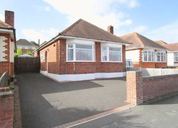 Thumbnail 3 bed detached bungalow for sale in Strathmore Road, Bournemouth