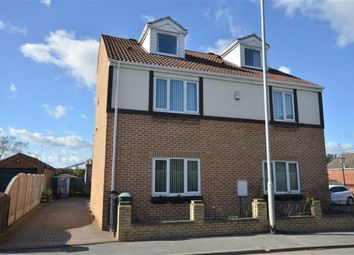 Thumbnail 6 bed detached house for sale in Womersley Road, Knottingley