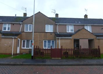 Thumbnail 3 bed terraced house to rent in Lapford Road, Corby