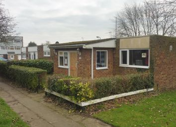 Thumbnail 3 bedroom terraced bungalow for sale in Sheelin Grove, Bletchley, Milton Keynes